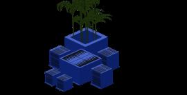 Blue assembly 2